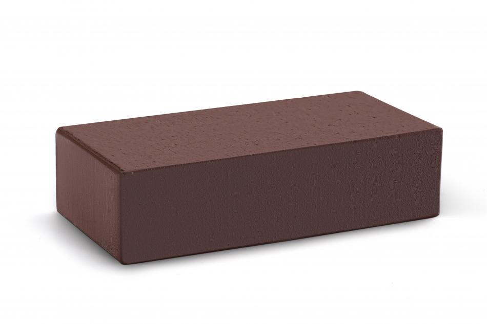 "Кирпич лицевой полнотелый Темный шоколад (250х120х65) ""КС-Керамик"""