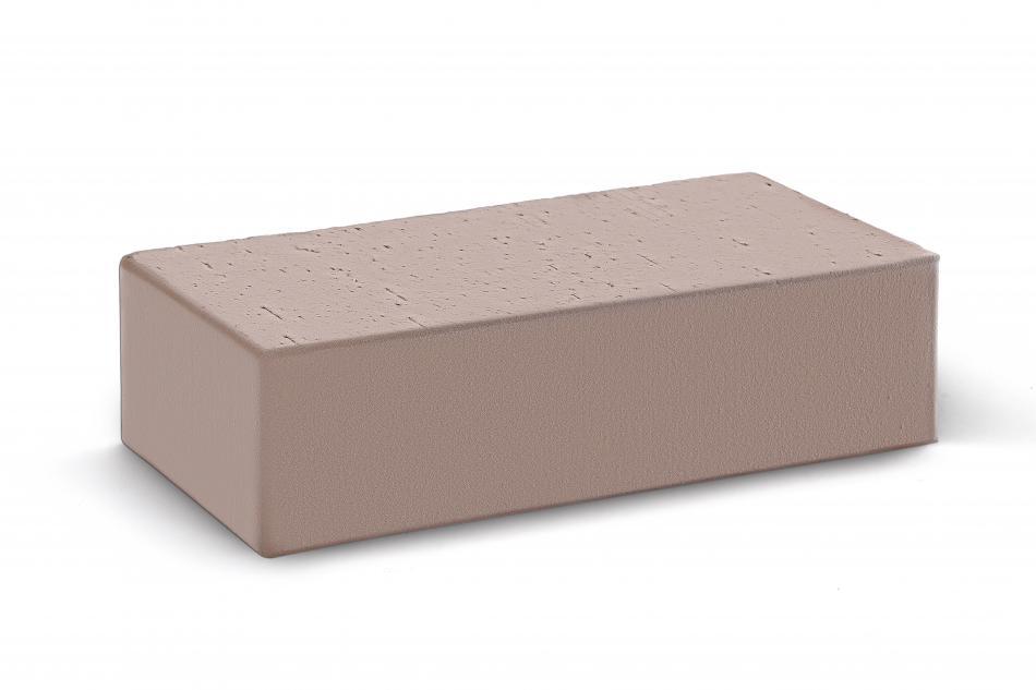 """Кирпич лицевой полнотелый Камелот темный шоколад (250х120х65) """"КС-Керамик"""""""