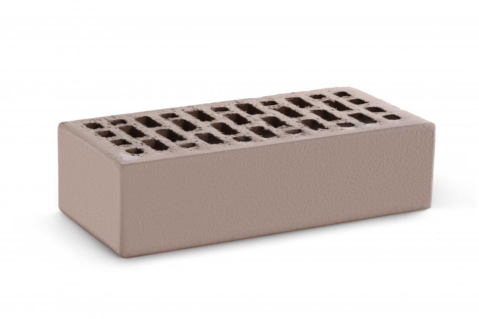 "Кирпич лицевой пустотелый Камелот темный шоколад (250х120х65) ""КС-Керамик"""