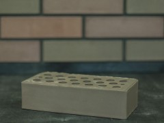 "Кирпич облицовочный коричневый 1NF (250х120х65) ""Стройкерамика"""