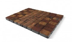 Тротуарная плитка КЛАССИКО COLOR MIX Тип 3 «Мальва»